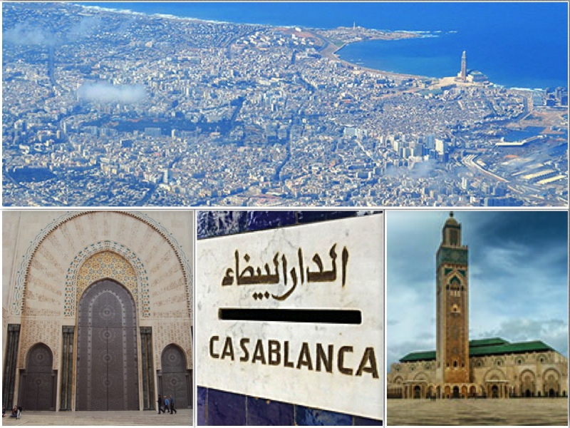 Image result for casablanca morocco tourism